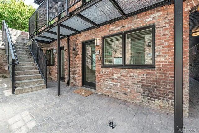 102 535 Fisgard St - Vi Downtown Condo Apartment for sale, 1 Bedroom (390191) #14
