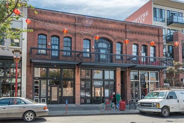 102 535 Fisgard St - Vi Downtown Condo Apartment for sale, 1 Bedroom (390191) #15