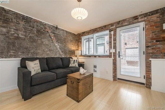 102 535 Fisgard St - Vi Downtown Condo Apartment for sale, 1 Bedroom (390191) #2