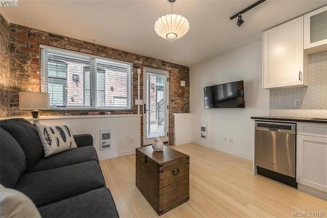 102 535 Fisgard St - Vi Downtown Condo Apartment for sale, 1 Bedroom (390191) #3
