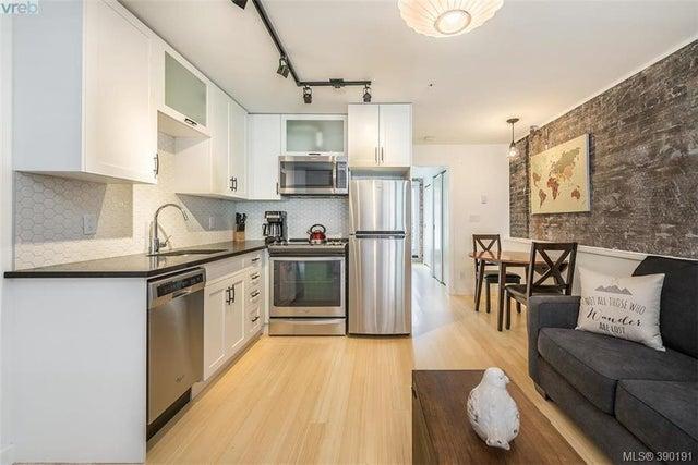 102 535 Fisgard St - Vi Downtown Condo Apartment for sale, 1 Bedroom (390191) #4