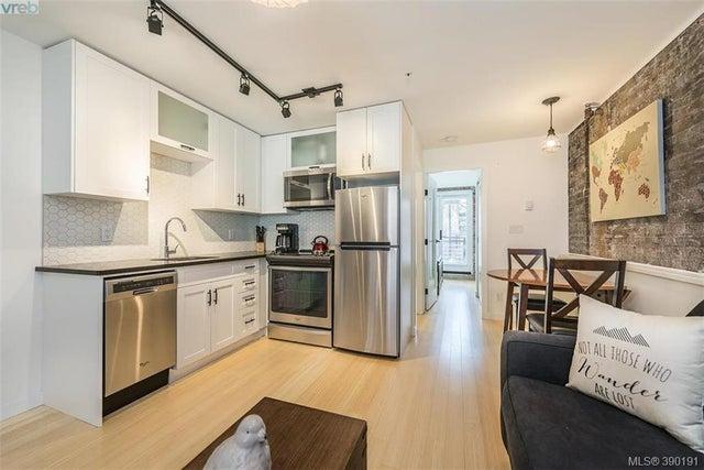 102 535 Fisgard St - Vi Downtown Condo Apartment for sale, 1 Bedroom (390191) #5