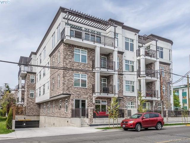 306 1765 Oak Bay Ave - Vi Rockland Condo Apartment for sale, 1 Bedroom (390555) #13