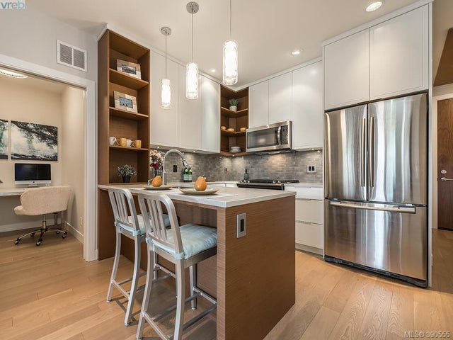306 1765 Oak Bay Ave - Vi Rockland Condo Apartment for sale, 1 Bedroom (390555) #1