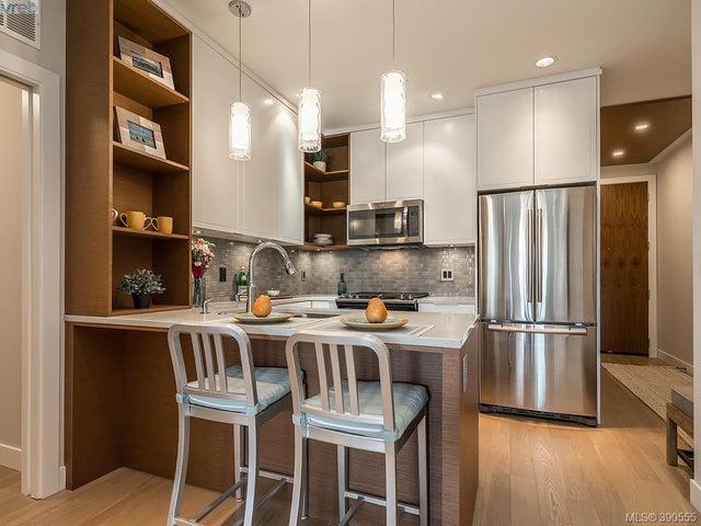 306 1765 Oak Bay Ave - Vi Rockland Condo Apartment for sale, 1 Bedroom (390555) #2