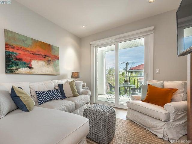 306 1765 Oak Bay Ave - Vi Rockland Condo Apartment for sale, 1 Bedroom (390555) #5