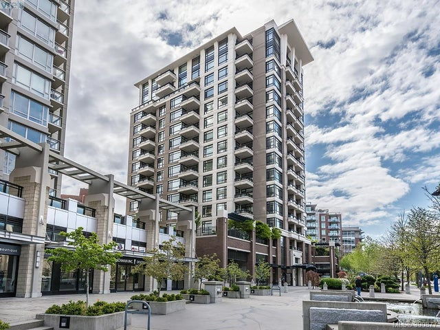 1202 788 Humboldt St - Vi Downtown Condo Apartment for sale, 2 Bedrooms (390877) #16