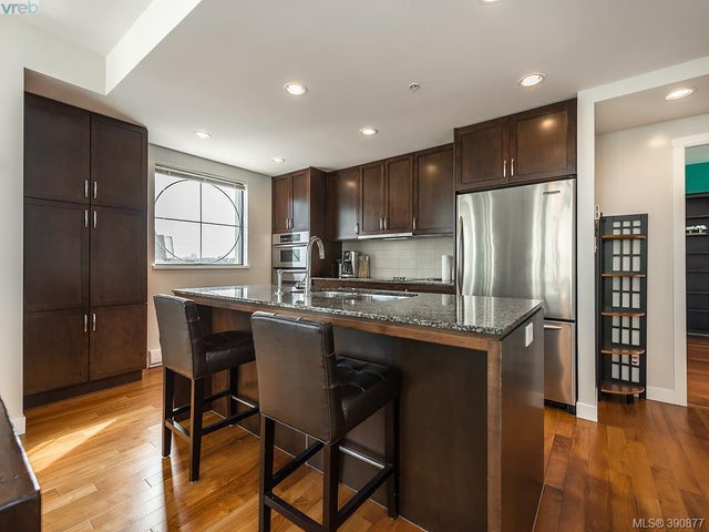 1202 788 Humboldt St - Vi Downtown Condo Apartment for sale, 2 Bedrooms (390877) #1
