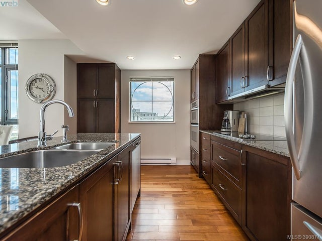 1202 788 Humboldt St - Vi Downtown Condo Apartment for sale, 2 Bedrooms (390877) #2