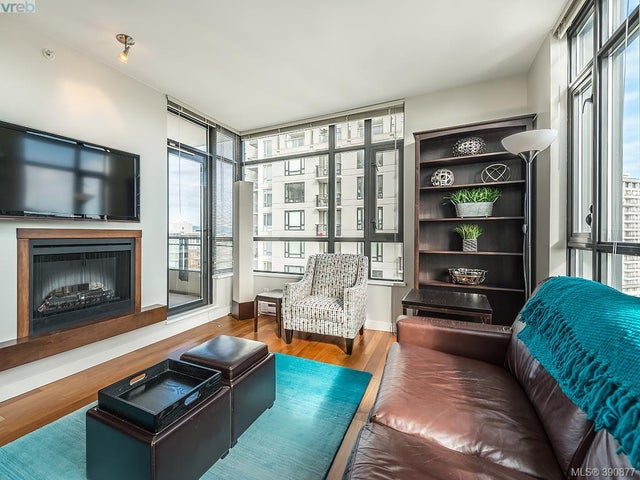 1202 788 Humboldt St - Vi Downtown Condo Apartment for sale, 2 Bedrooms (390877) #4