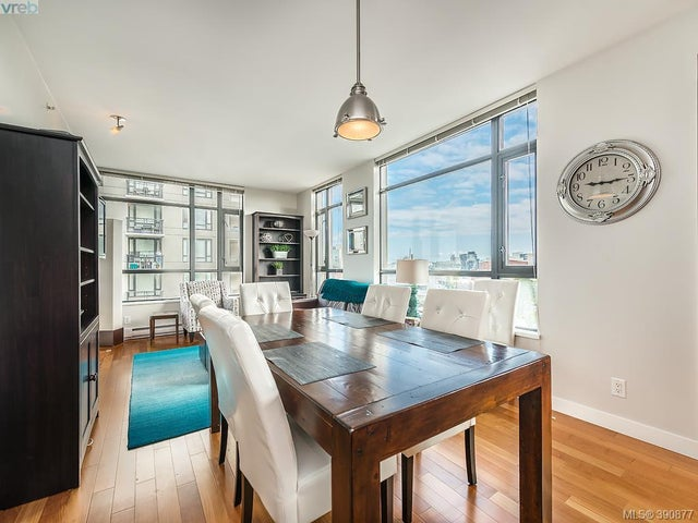 1202 788 Humboldt St - Vi Downtown Condo Apartment for sale, 2 Bedrooms (390877) #5