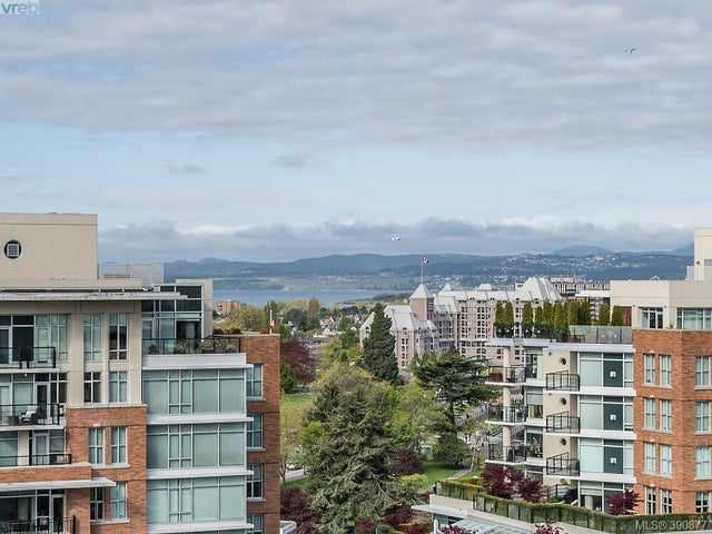 1202 788 Humboldt St - Vi Downtown Condo Apartment for sale, 2 Bedrooms (390877) #8