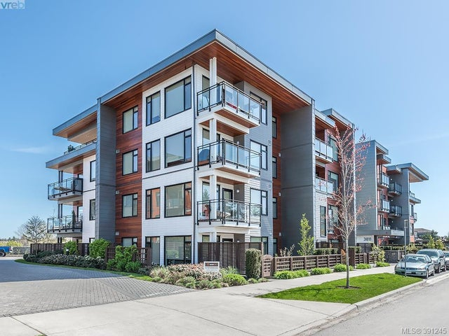 203 3811 Rowland Ave - SW Glanford Condo Apartment for sale, 2 Bedrooms (391245) #16