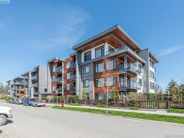 203 3811 Rowland Ave - SW Glanford Condo Apartment for sale, 2 Bedrooms (391245) #20