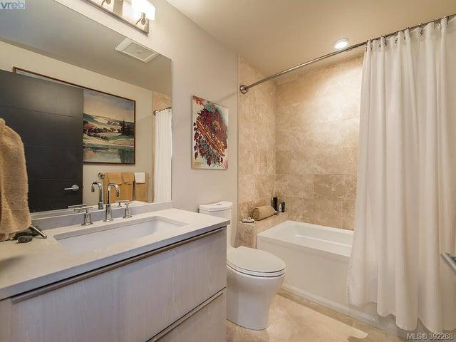 306 1011 Burdett Ave - Vi Downtown Condo Apartment for sale, 1 Bedroom (392268) #10