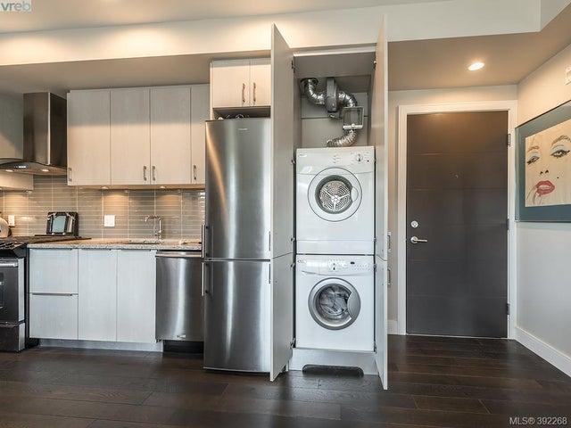 306 1011 Burdett Ave - Vi Downtown Condo Apartment for sale, 1 Bedroom (392268) #11