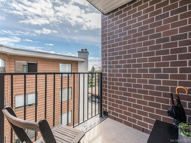306 1011 Burdett Ave - Vi Downtown Condo Apartment for sale, 1 Bedroom (392268) #12