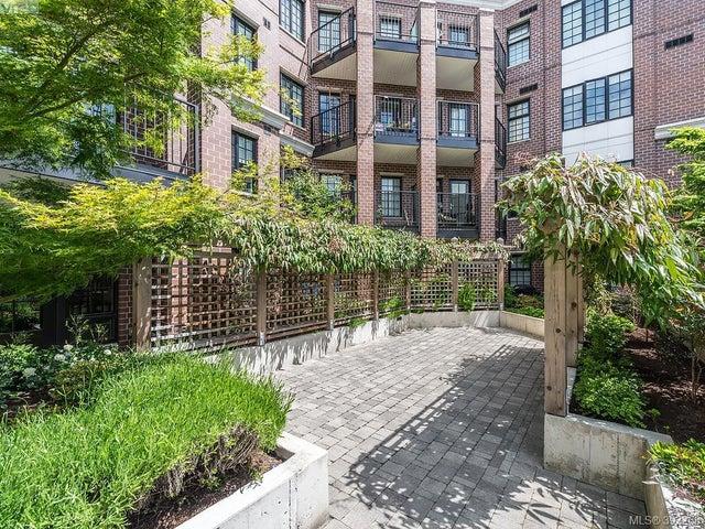 306 1011 Burdett Ave - Vi Downtown Condo Apartment for sale, 1 Bedroom (392268) #13