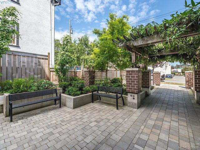 306 1011 Burdett Ave - Vi Downtown Condo Apartment for sale, 1 Bedroom (392268) #15