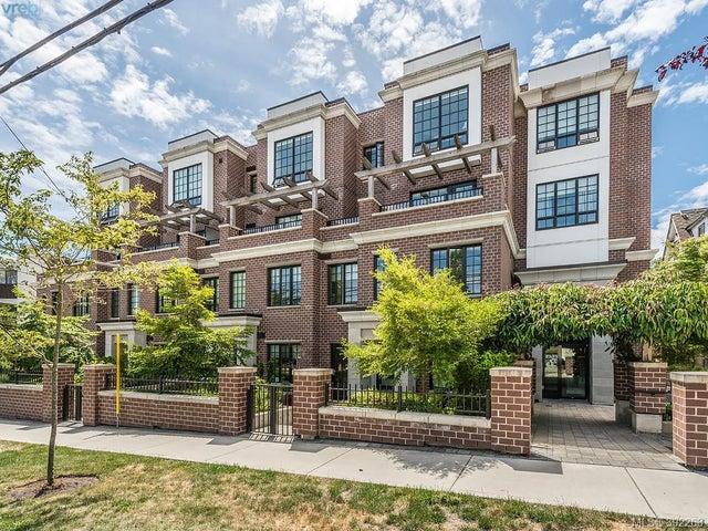 306 1011 Burdett Ave - Vi Downtown Condo Apartment for sale, 1 Bedroom (392268) #16