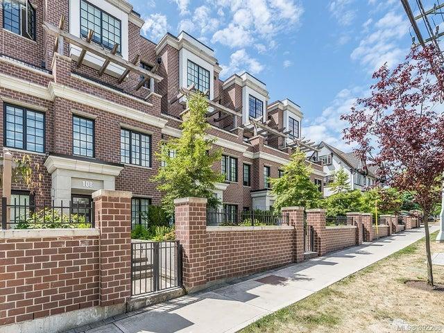 306 1011 Burdett Ave - Vi Downtown Condo Apartment for sale, 1 Bedroom (392268) #17