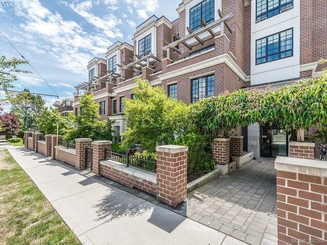 306 1011 Burdett Ave - Vi Downtown Condo Apartment for sale, 1 Bedroom (392268) #18