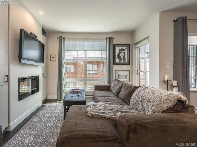 306 1011 Burdett Ave - Vi Downtown Condo Apartment for sale, 1 Bedroom (392268) #2