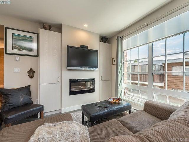 306 1011 Burdett Ave - Vi Downtown Condo Apartment for sale, 1 Bedroom (392268) #3