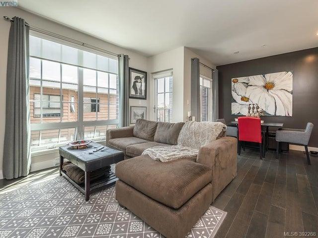 306 1011 Burdett Ave - Vi Downtown Condo Apartment for sale, 1 Bedroom (392268) #4
