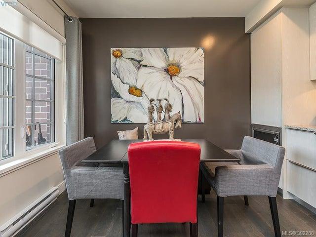 306 1011 Burdett Ave - Vi Downtown Condo Apartment for sale, 1 Bedroom (392268) #5