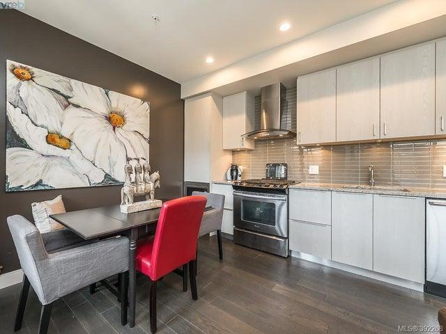 306 1011 Burdett Ave - Vi Downtown Condo Apartment for sale, 1 Bedroom (392268) #6