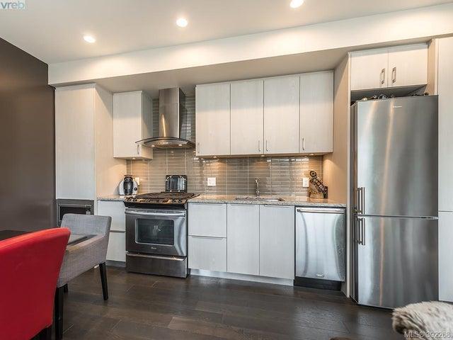 306 1011 Burdett Ave - Vi Downtown Condo Apartment for sale, 1 Bedroom (392268) #7
