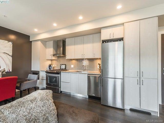 306 1011 Burdett Ave - Vi Downtown Condo Apartment for sale, 1 Bedroom (392268) #8