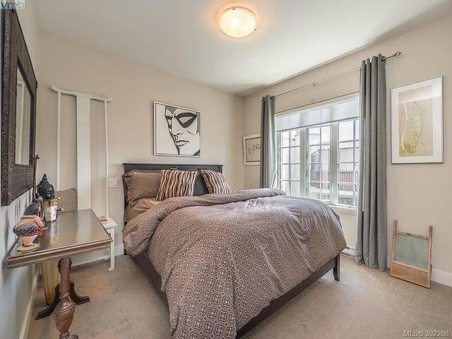306 1011 Burdett Ave - Vi Downtown Condo Apartment for sale, 1 Bedroom (392268) #9