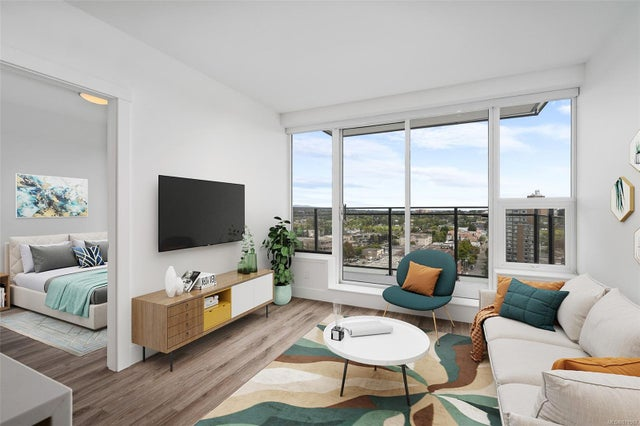 1707 777 Herald St - Vi Downtown Condo Apartment for sale, 1 Bedroom (871587) #5