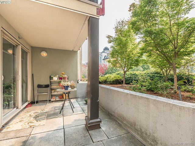 116 29 Songhees Rd - VW Songhees Condo Apartment for sale, 1 Bedroom (397859) #10