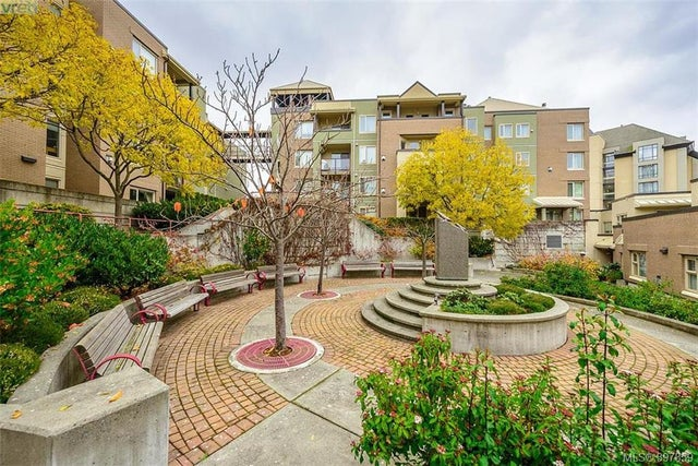 116 29 Songhees Rd - VW Songhees Condo Apartment for sale, 1 Bedroom (397859) #1