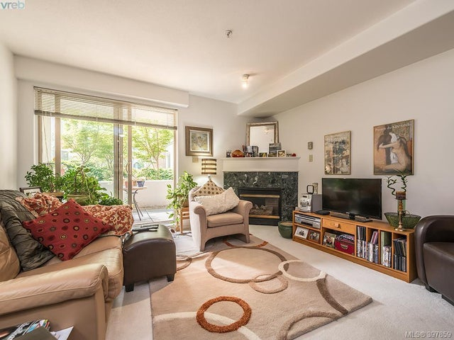 116 29 Songhees Rd - VW Songhees Condo Apartment for sale, 1 Bedroom (397859) #3