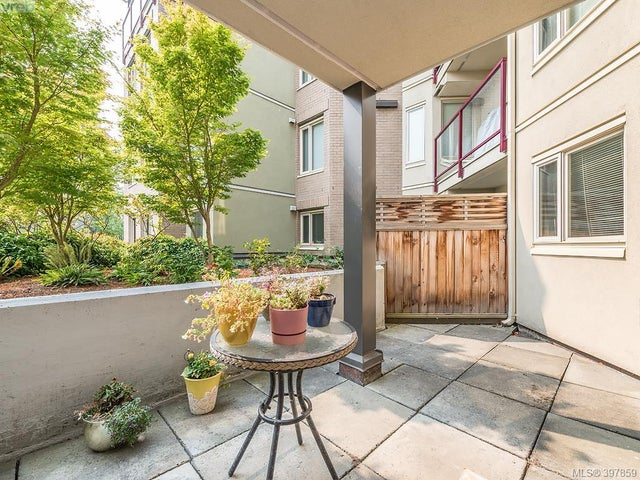 116 29 Songhees Rd - VW Songhees Condo Apartment for sale, 1 Bedroom (397859) #9