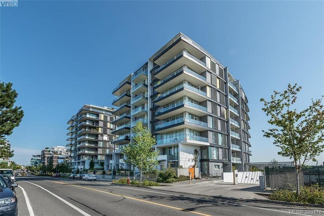 505 373 Tyee Rd - VW Victoria West Condo Apartment for sale, 1 Bedroom (399478) #17