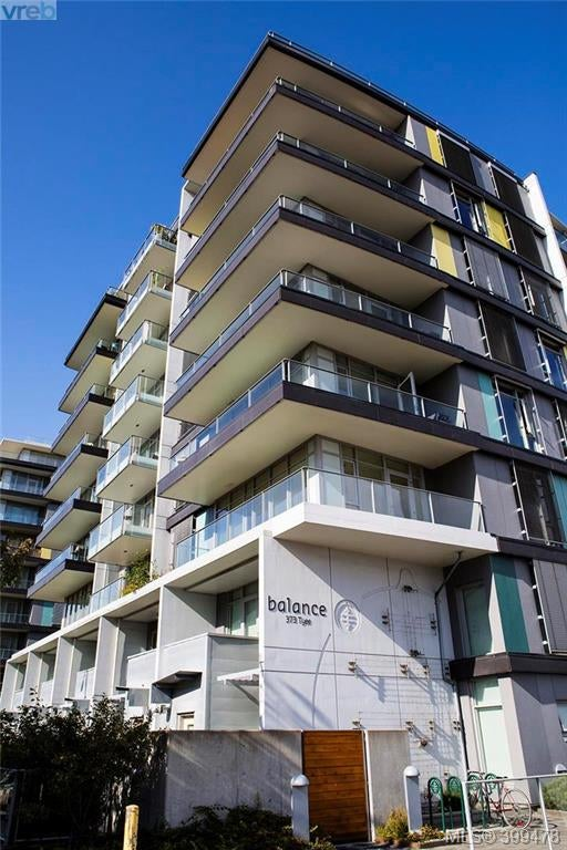 505 373 Tyee Rd - VW Victoria West Condo Apartment for sale, 1 Bedroom (399478) #18