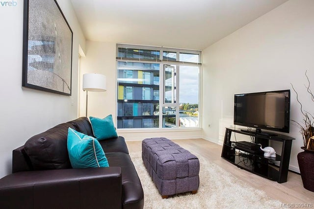 505 373 Tyee Rd - VW Victoria West Condo Apartment for sale, 1 Bedroom (399478) #4