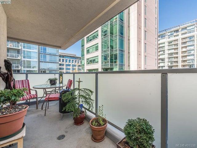 206 770 Cormorant St - Vi Downtown Condo Apartment for sale, 2 Bedrooms (401538) #11