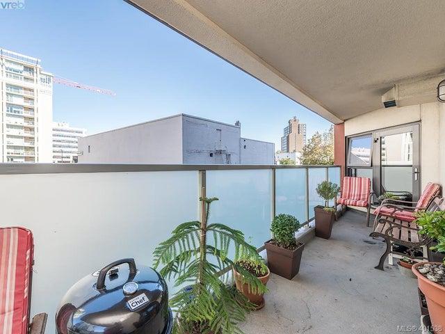 206 770 Cormorant St - Vi Downtown Condo Apartment for sale, 2 Bedrooms (401538) #12