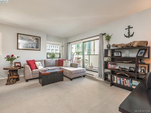 206 770 Cormorant St - Vi Downtown Condo Apartment for sale, 2 Bedrooms (401538) #14