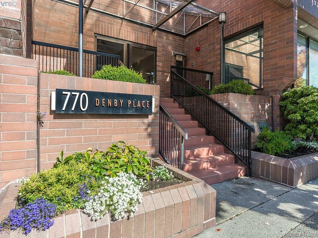 206 770 Cormorant St - Vi Downtown Condo Apartment for sale, 2 Bedrooms (401538) #16