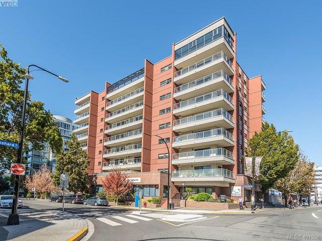 206 770 Cormorant St - Vi Downtown Condo Apartment for sale, 2 Bedrooms (401538) #17