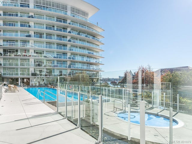 106 68 Songhees Rd - VW Songhees Condo Apartment for sale, 3 Bedrooms (401879) #23
