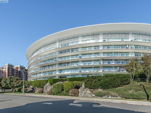106 68 Songhees Rd - VW Songhees Condo Apartment for sale, 3 Bedrooms (401879) #27