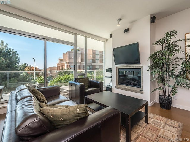 106 68 Songhees Rd - VW Songhees Condo Apartment for sale, 3 Bedrooms (401879) #2